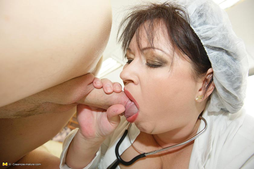 The secret nurse anal creampie Dolls from