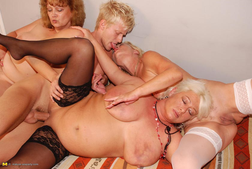 young chicks old dicks orgy